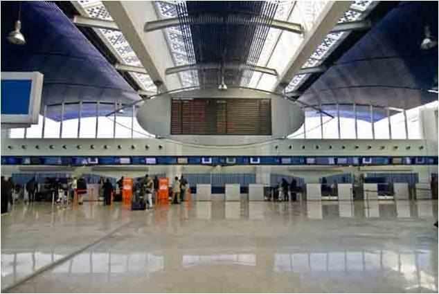 AEROPORT MOHAMED V - AEROGARE N°1 | ©TechniConsult