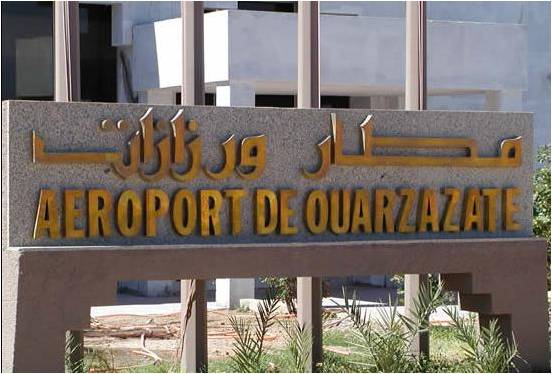 Aéroport Ouarzazate | ©TechniConsult