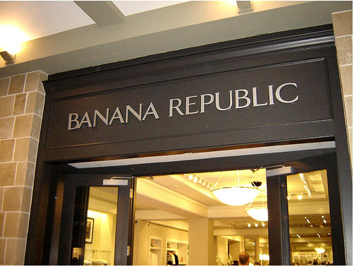 Banana Republic | ©TechniConsult