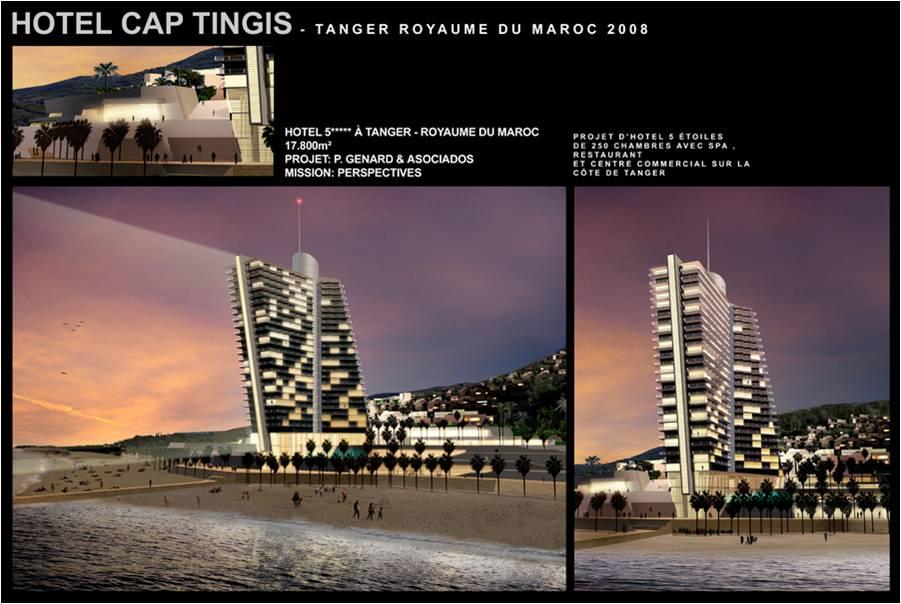 Cap Tingis Tanger | ©TechniConsult