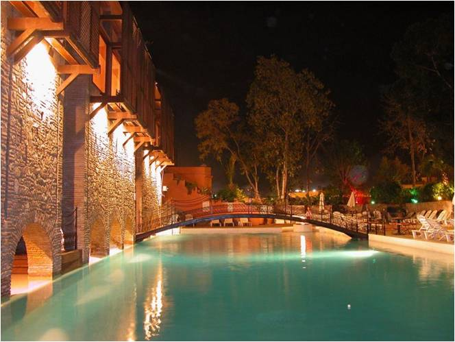 Club MED Marrakech | ©TechniConsult