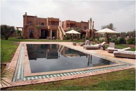 Complexe Touristique Alain Crenn Marrakech | ©TechniConsult