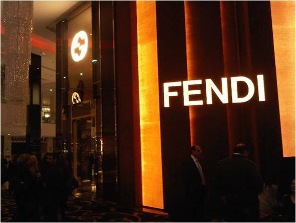 Fendi Morocco Mall | ©TechniConsult