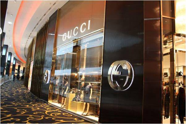GUCCI Morocco Mall | ©TechniConsult