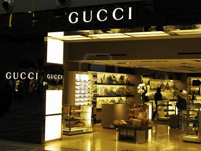 BOUTIQUE GUCCI A MOROCCO MALL | ©TechniConsult