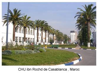 Hôpital Ibn Rochd | ©TechniConsult