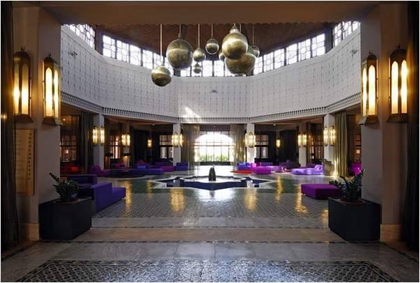 HOTEL BARCELO FES   ©TechniConsult
