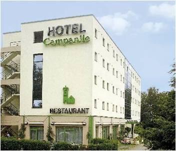 HOTEL CAMPANILE (ALBERT PREMIER)  A CASABLANCA  | ©TechniConsult