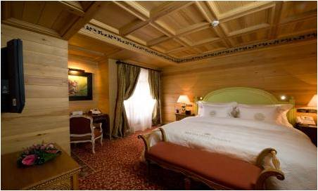 HOTEL MICHLIFEN A IFRANE | ©TechniConsult