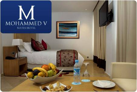 HOTEL MOHAMED V A AL HOCEIMA | ©TechniConsult
