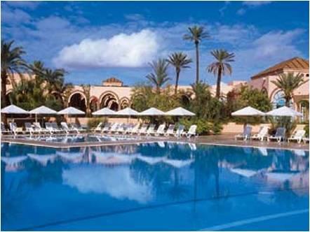 Hôtel Palmariva Marrakech | ©TechniConsult