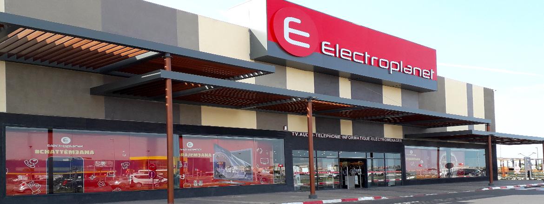 ELECTROPLANET ZENATA | ©TechniConsult