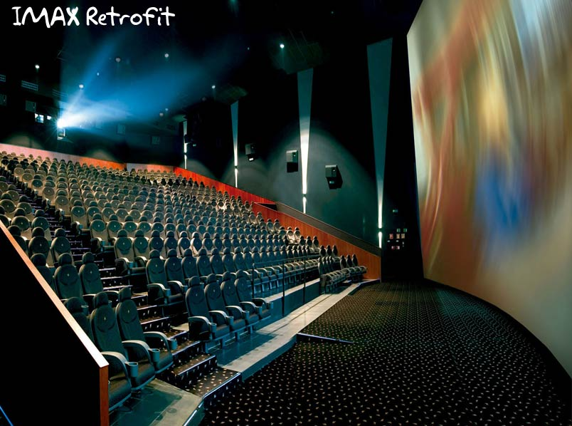 IMAX AU MOROCCO MALL | ©TechniConsult