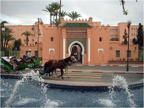La Mamounia Marrakech | ©TechniConsult