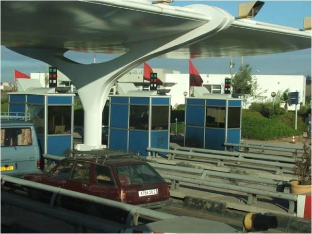 AUTOROUTES DU MAROC - Etude d'éclairage et de distribution de l'énergie au niveau de la gare | ©TechniConsult