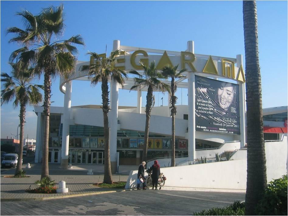 Cinéma Megarama Casablanca | ©TechniConsult