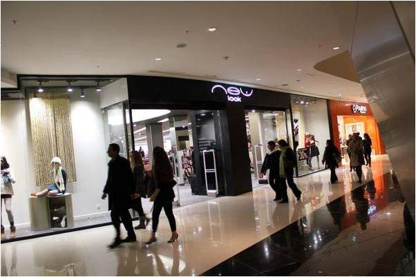 New Look Morocco Mall Casablanca | ©TechniConsult