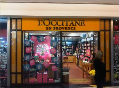 Occitane Morocco Mall Casablanca | ©TechniConsult