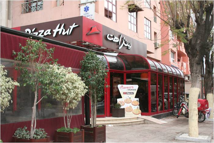 Pizza Hut | ©TechniConsult