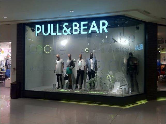 Pull & Bear Morocco Mall Casablanca | ©TechniConsult