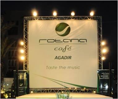 ROTANA CAFE A AGADIR | ©TechniConsult