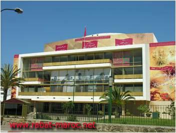 Théâtre Med V à Rabat : Contrôle des travaux du lot sonorisation | ©TechniConsult