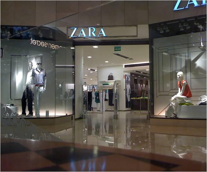 ZARA CASABLANCA ET ZARA Extension Casablanca   ©TechniConsult