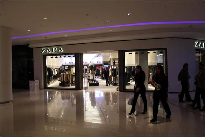 BOUTIQUE ZARA HOME A MOROCCO MALL | ©TechniConsult